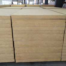 High Quality Thermal Insulation Material Exterior Wall Rock Wool Board