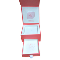 Hot new slide out luxury gift box packaging