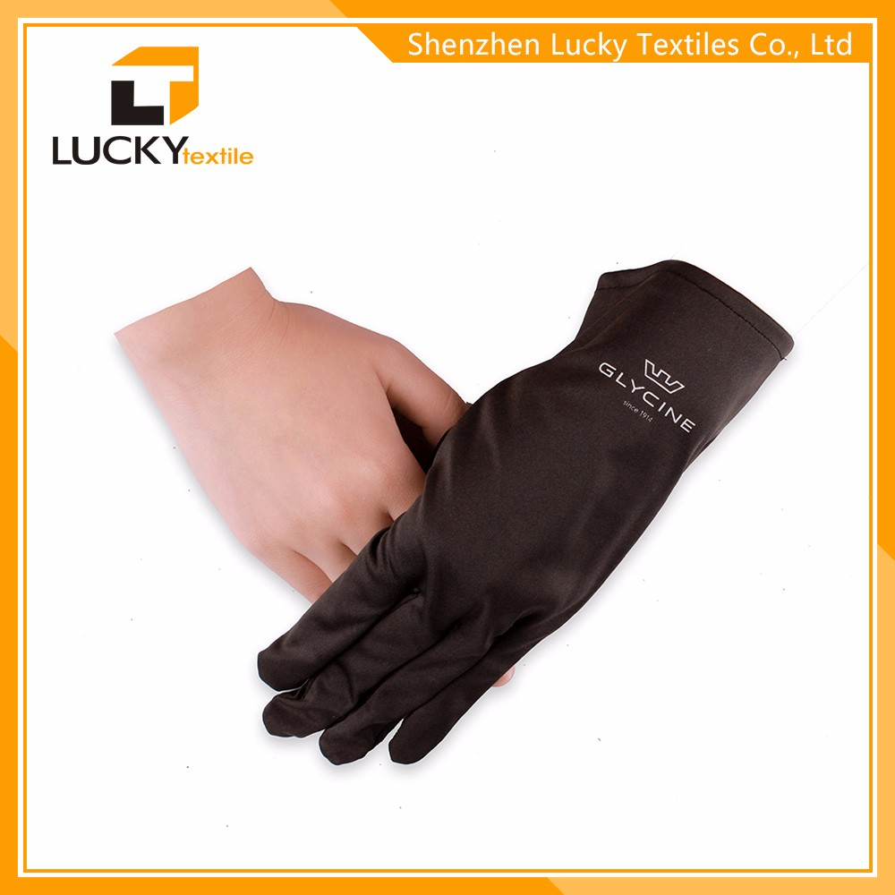 Fashion design wholesale microiber jewellery cleaning glove