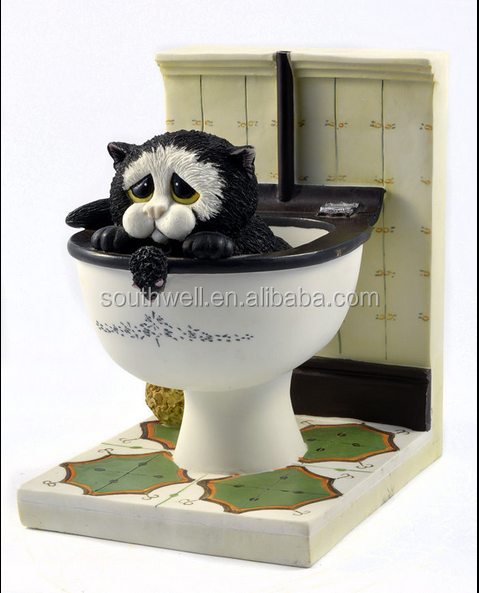 NEW COMIC /& CURIOUS CATS HOLIDAY ORNAMENT BY LINDA JANE SMITH
