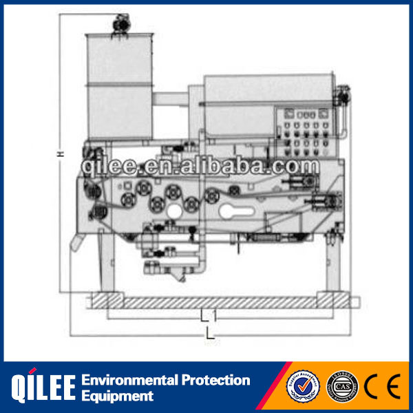 chemical water and waste water treatment equipment