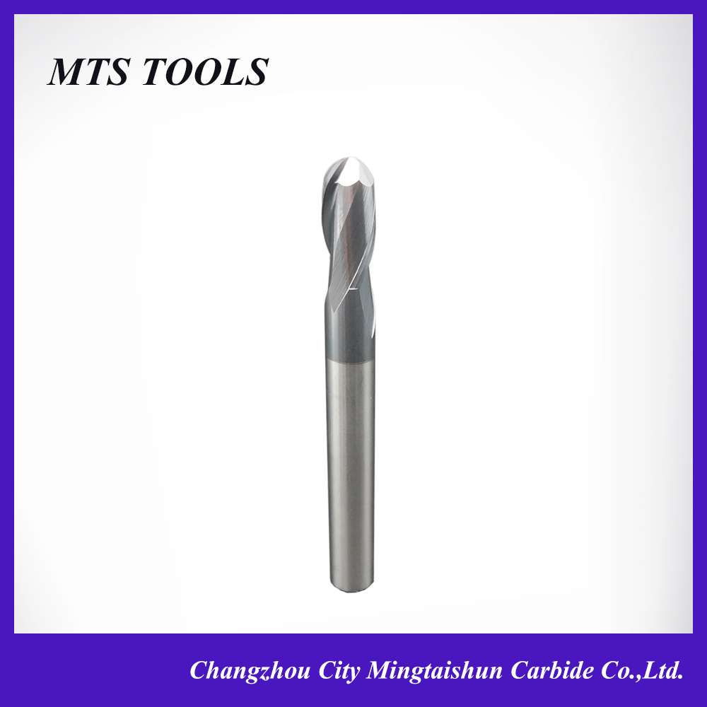 ball mill 4mm 2 teeth ball end mill factory sale cutter <strong>carbide</strong>