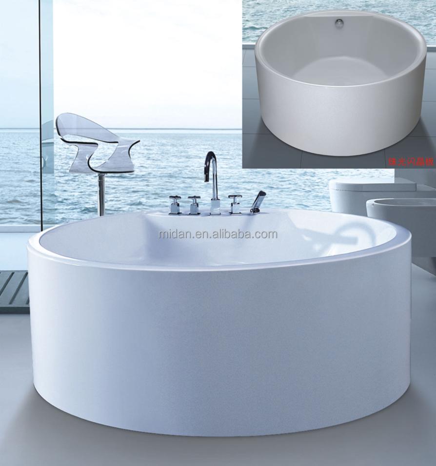 Cheap Round Bathtub, Cheap Round Bathtub Suppliers and Manufacturers ...