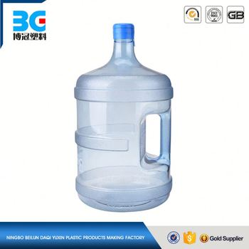 How Many Liters In A Water Bottle