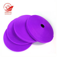 Wholesale sew on nylon / polyester hook and loop fastener tape for cloth
