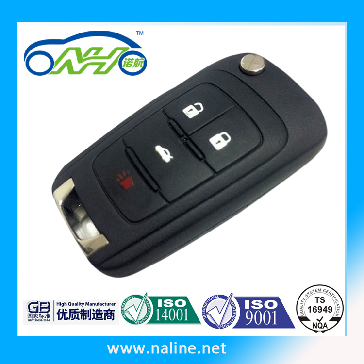 B-uick excelle car key,B-uick excelle remote keyfob,315MHZ car remote key 3buttons keyfob