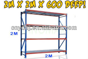 High Quality 2.0M Steel Garage Racking Storage Shelves Metal Work Shelving Shelf with Box Package for Melbourne Market YD-172