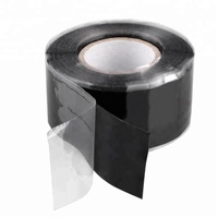 rubber rescue repair amalgamating tape stretch and seal silicone self fusing sealing tape