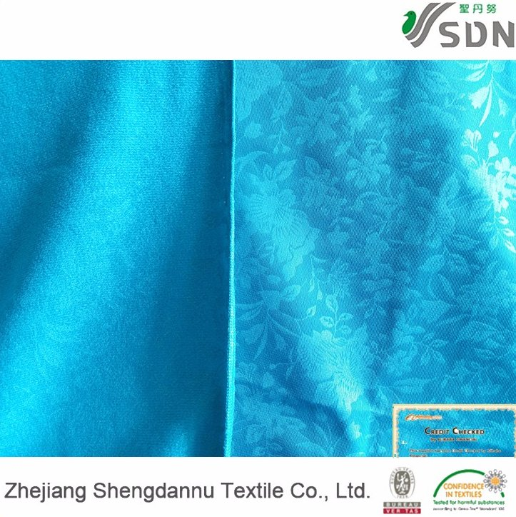 China Factory Custom knitted two way stretch fabric polyester silk screen printing mesh