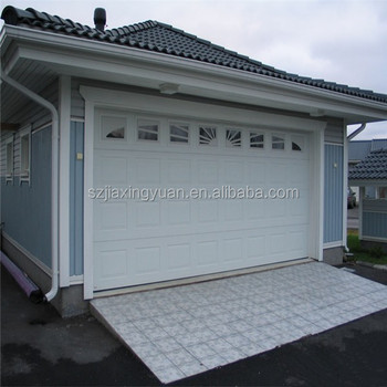 Color Steel Sectional Automatic Used Garage Doors Sale Buy Used