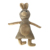 Wholesale Suppliers Durable Suede Rabbit Squeaky Pet Dog Chew Toy