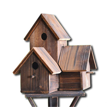 Large Outdoor Bird Houses.Hot Sale Large Wooden Bird House Outdoor Wooden Bird Cage Buy Bird House Wood Bird House Bird Cage Product On Alibaba Com