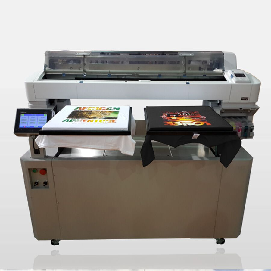 T shirts drucken Polar Jet a1 digitaldrucker