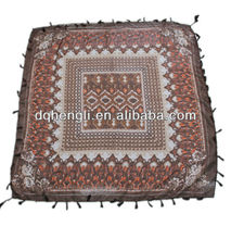 Indonesia solid color square scarf
