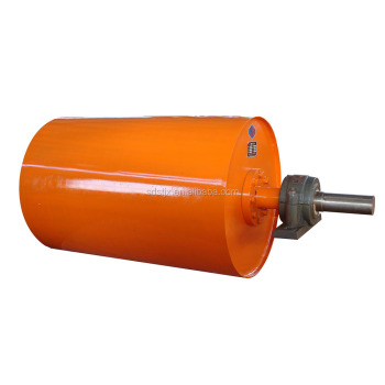 Permanent magnetic drum, magnetic pulley
