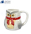 High quality funny christmas porcelain mugs