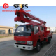 8m-22m Aerial Working Platform truck High-altitude Operation Truck