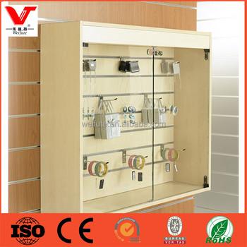 Wall Mounted Display Cabinets Gl
