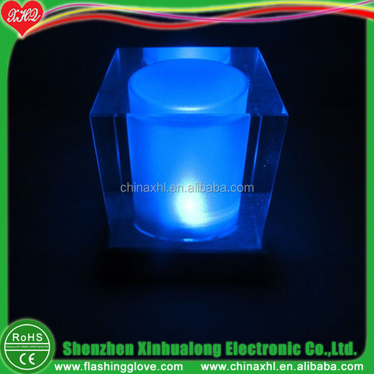 Outdoor Flickering Solar Candle Light