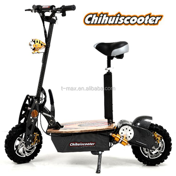 Chihui 60v Two Wheel Electric Scooter With Ce Certificate