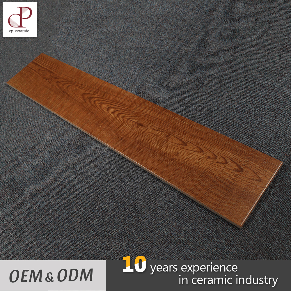 Kerala Homogeneous Teak Wood Floor Tile Sample Board