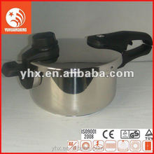 nonstick pressure cookers with 3layers induction capsule bottom