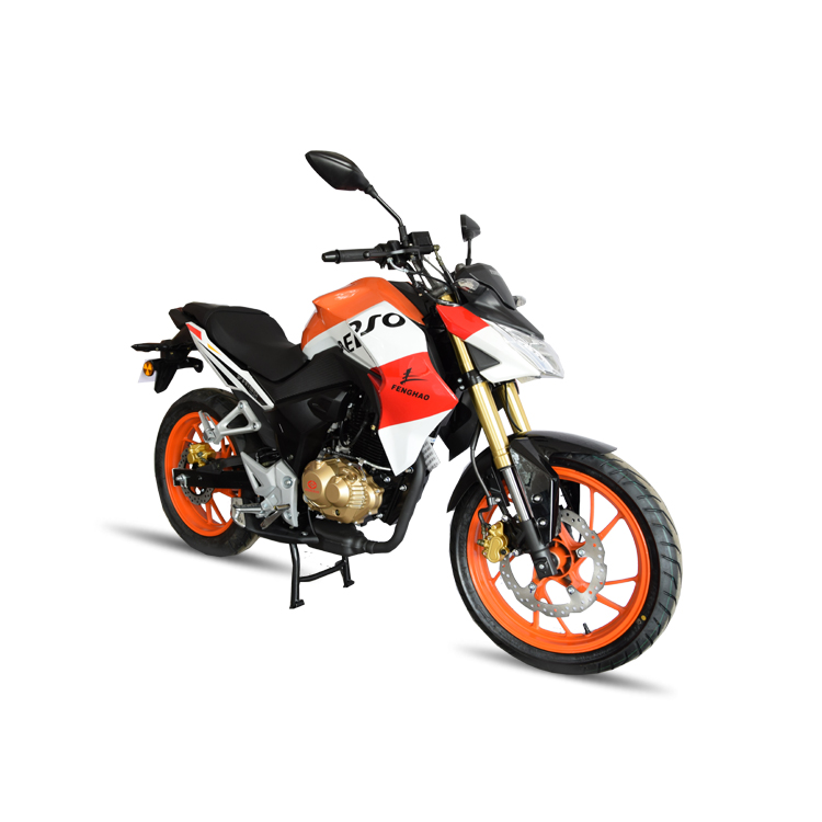 2018 popular automatic motorcycle 4 Stroke 150cc pedal moped Two Wheel Motor adults motos
