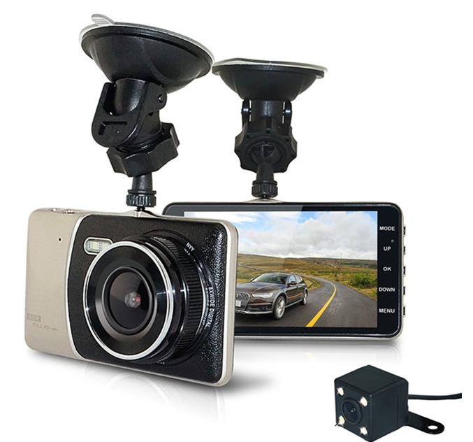 Dashcams for cars in car black box 1080P Full HD Car Camera Driving Video Recorder Dashboard Built In G-Sensor Loop Recording