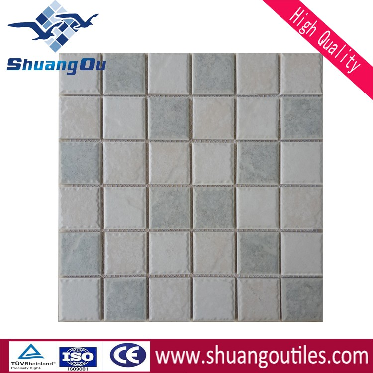 Azulejos Mosaico Bao Great Azulejos De Mosaico Pared Del Bao Azule - Diseo-de-azulejos-para-bao