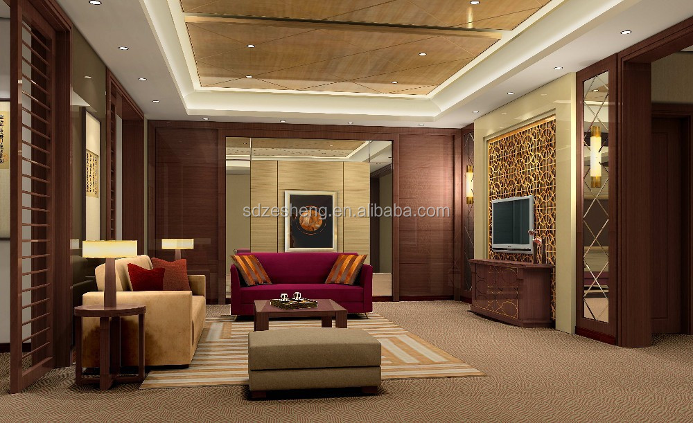 Sala De Estar Francais ~ de sala de estar contemporánea en Foshan ZH915Sets para la Sala de