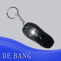 piezo electric lighter,car key lighter with keychain