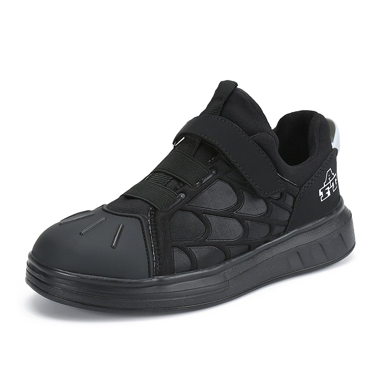 4e25dda60202a7 AFFINEST Kids Skate Shoe Lightweight Athletic Sports Sneakers Casual Shoes  For Boys Girls