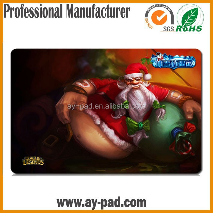 AY Cute League of Legends LOL Limited Poro Soft Plush Stuffed Toy Figure Doll Gift MTG Playmat Custom Game Playmat
