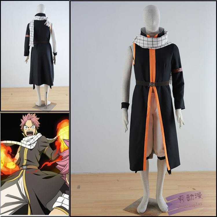 Anime-Fairy-Tail-Natsu-Cosplay-Costume-Halloween-Costumes-for-Men