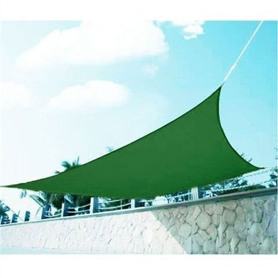 Get Quotations ALEKO Awning Fabric Replacement 12x10 Feet For Retractable GreenALEKO
