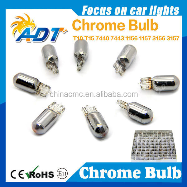 2017 Hot sale 194 t10 car led bulbs t10 amber