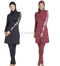 Vrouwen Badmode Dames Modest Islamitische Moslim <span class=keywords><strong>Badpak</strong></span> SW001