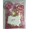 Love pink flash /glitter mixturer in jars for all festival Decoration, cosmetics (nail polish , lipsticks , eye shadow ) etc