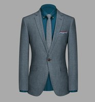 2018 MTM wedding suits for men bespoke formal suit for man