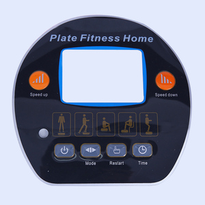 Professional Custom Design Embossed Poly Dome LCD Membrane Keypad