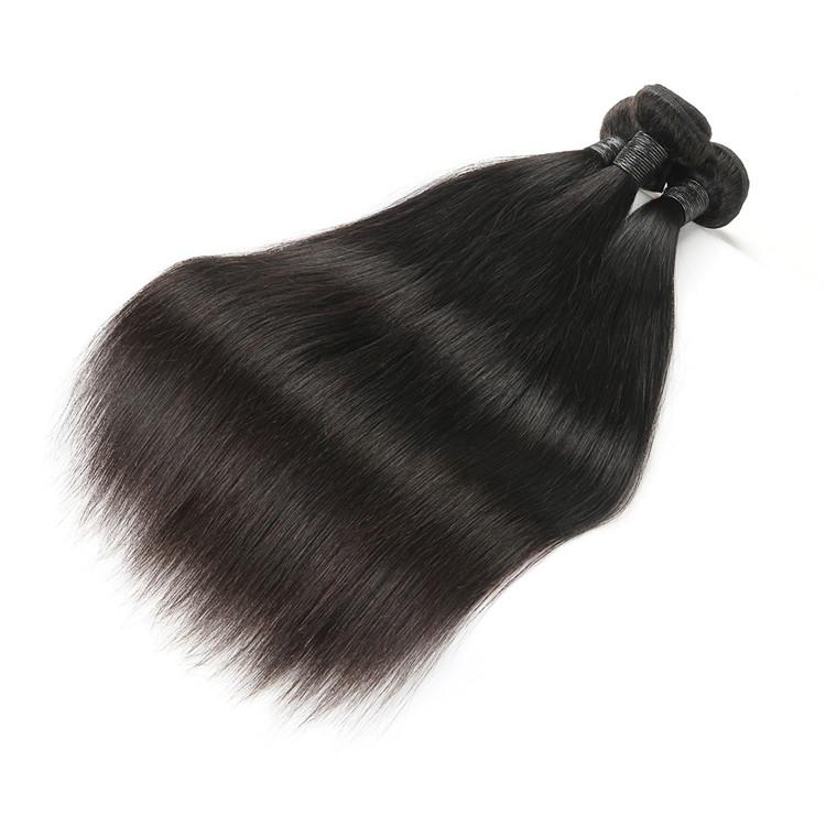 Top Quality Manufacturer 100% Virgin Peruvian Hair, Natural black 1b;1#;1b;2#;4# and etc