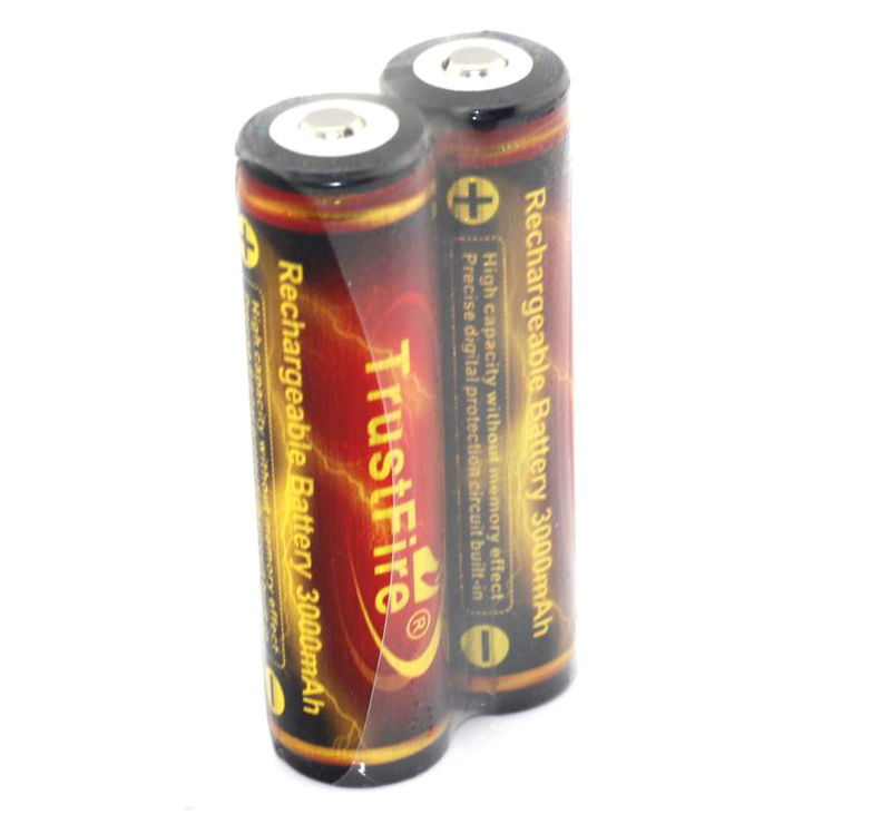 rechargeable cylindrical lithium ion battery ultrafire 18650 rechargeable batteries