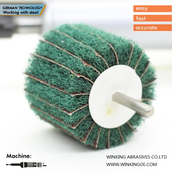wood polishing brush tools abrasive wheel abrasive flap wheel