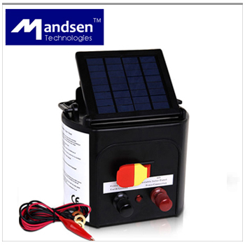Brand New Powerful Farm Solar Power Electric Fence Charger ...