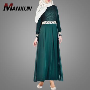 Hot Sale Malaysia Kebaya Muslim Dress Fashion Party Wear Dubai Abaya 2019 New Arrival Long Sleeves Evening Islamic Clothing View Malaysia Kebaya