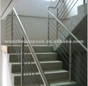 2012 stainless steel glass stair and handrai