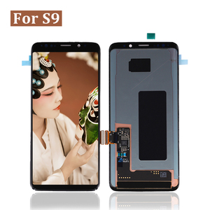 2018 New Products For Samsung For Galaxy S9 G9600 Lcd Screen Touch Digitizer For Samsung S9 Lcd Display Replacement