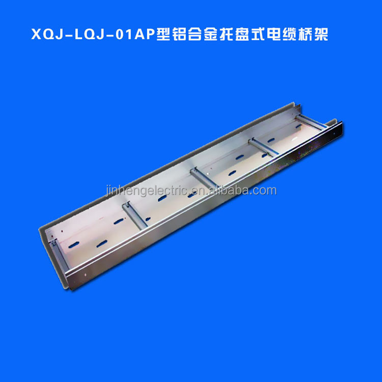 200*60mm perforated alloy aluminum cable tray prices on sale