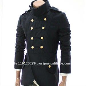 Herren Mantel Zweireiher AprilhälfteGa11 men's Casual mantel Mantel On Wolle NavyBuy Wollmantel Product j3RL4Aq5