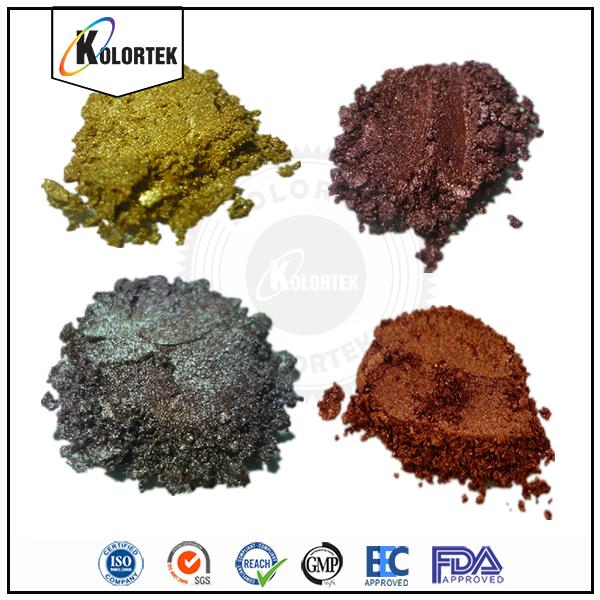 Kolortek Epoxy Flooring Material Powder Metallic 3d Epoxy